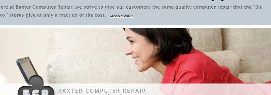 Baxter Computer Repair