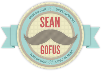 Sean Gofus - Web Design and Development